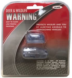 Deer & Wildlife Warning System
