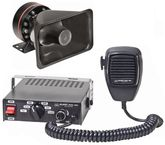 Wolo Alert 4000™ Electrical Siren & P.A. System