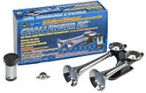 Wolo Challenger EC Deluxe Dual Trumpet Air Horn