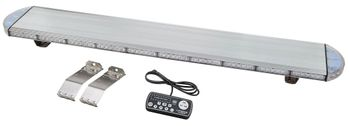 "Wolo Luminous Clear Lens Amber LED 48"" Light Bar"