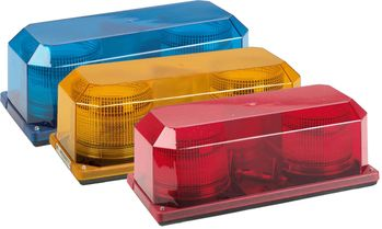 Wolo PRIORITY 2 Warning Lights