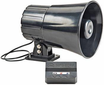 Wolo Voyage™ Ocean Liner Electronic Horn
