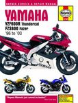 Yamaha YZF600R and FZS600 Haynes Repair Manual (1996 - 2003)