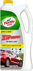 Zip Wax Liquid Car Wash (64 oz.)