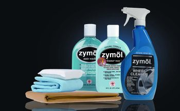 Zymol Car Care Assortment w/Wheel Cleaner, Cleaner Wax & Applicators