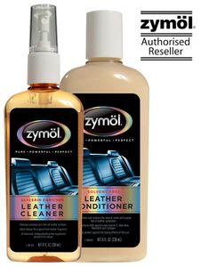 Zymol Leather Care Combination Kit