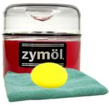 Zymol Rouge Red Wax (8 oz), Microfiber Cloth & Foam Pad Kit