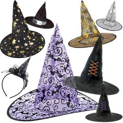 SALE! Witch Hat Halloween Accessory