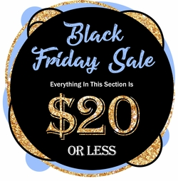 $20 or Less Everything in this section. Black Friday, Cyber Monday 2017 Sale