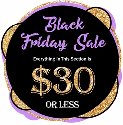 $30 or Less Everything in this section. Black Friday, Cyber Monday 2017 Sale