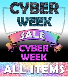Cyber Sale 2019 ALL ITEMS