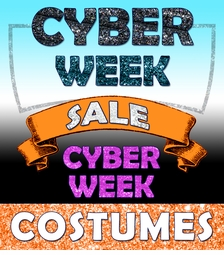 <br><b><center>Cyber Sale 2019 COSTUMES & ACCESSORIES
