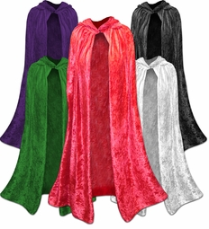 SALE! Plus Size Halloween Capes! Red, Black, Dark Purple, Green, or White Plus Size & Supersize Halloween Costume Cape 1x 2x 3x 4x 5x 6x 7x 8x