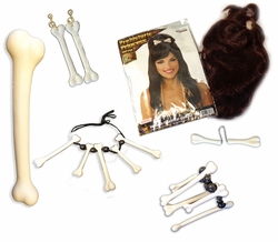 Cave Woman Accessory Separates