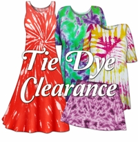 Tie Dye on CLEARANCE!
