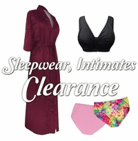 Sleepwear & Intimates on CLEARANCE!