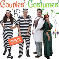 Couples Costumes! Plus Size Costumes