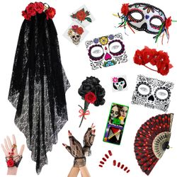 Day of the Dead Accessory Separates!