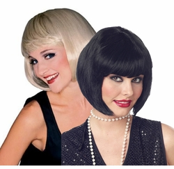 SALE! Flapper Wig