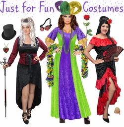 Just for Fun! Plus Size Costumes