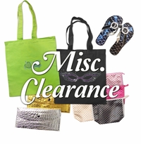 Miscellaneous on CLEARANCE!