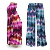 SALE! Customizable City Chic Slinky Print Plus Size & Supersize Palazzo Pants 1x