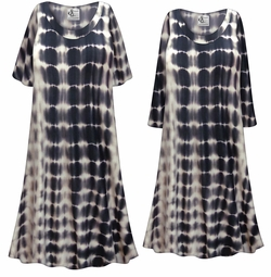 SALE! Customizable Plus Size Moonlight Avenue Print Sleep Gown - Muumuu - Moo Moo Dress 0x 1x 2x 3x 4x 5x 6x 7x 8x 9x