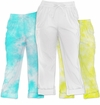 SALE! Plus Size White or Tie Dye Cargo Pants Convertible Length Size 4x 5x