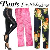 Plus Size Pants - Straight Leg, Boot Cut, Sweats & Leggings 1x to 9x