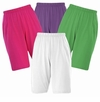 FINAL CLEARANCE SALE! Cotton Knit Elastic Waist Shorts Plus Size Supersize  Many Colors!!! 0x 3x
