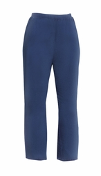 SOLD OUT! Customizable Plus Size Stretchy Cotton-Lycra Blue Mock Denim Jeans Palazzo's & Capri's 0x 1x 2x 3x 4x 5x 6x 7x 8x 9x