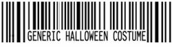 SALE! Generic Halloween Costume Plus Size & Supersize T-Shirts S M L XL 2x 3x 4x 5x 6x 7x 8x (Lights Only)