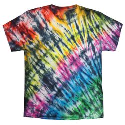 SALE! Plus Size & Supersize Mixed Emotions Tie Dye T-Shirts XL 0x 1x 2x 3x 4x 5x 6x 7x 8x