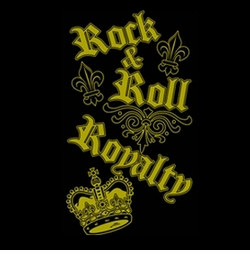 SALE! Rock & Roll Royalty Plus Size & Supersize T-Shirts S M L XL 2x 3x 4x 5x 6x 7x 8x (All Colors)