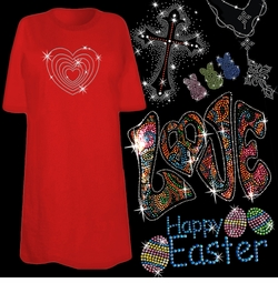 "<font size=""2"" color=""green""><b><center>Holiday Wear - Christmas, Easter, Valentine's, Spiritual"