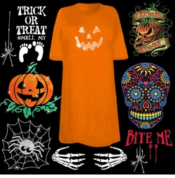 "<font size=""2"" color=""green""><b><center>Fun! Halloween Shirts!  <br></b><font size=""1"" color=""red""></font>"