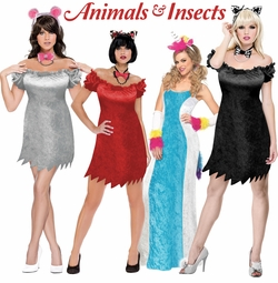 Animals & Insects Plus Size Costumes