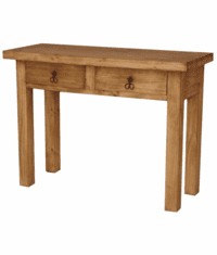 Alamo Rustic Console Table