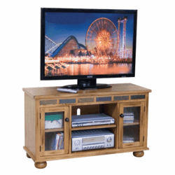 "Arizona Rustic Oak 46"" TV Stand"