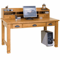 Arizona Rustic Oak Laptop Desk