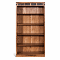 Arizona Rustic OW Oak Bookcase