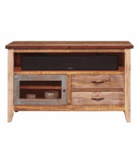 "Aspen Antique Multi Color 52"" TV Stand"
