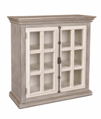 Castilian Small Display Curio Cabinet 41""