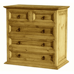 Chiapas Pine Chest of Drawers