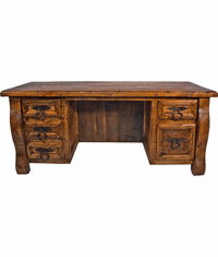 Colonial Rustic Desk