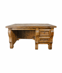 Colonial Secratary Rustic Desk
