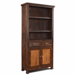 Copper Canyon Rustic Bookcase