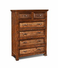 Copper Canyon Rustic Chest
