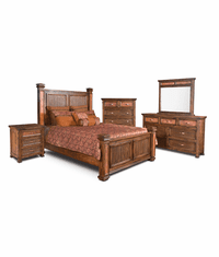 Copper Vista Bedroom Set