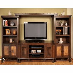 Cordoba Copper 4 Piece Wall Unit
